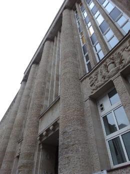 Gebäude in der Steinstraße