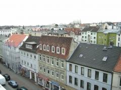 Harburg Das Phoenix Viertel - fotografiert von der Wilstorfer Straße