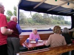 Familienausflug rund um Wilhelmsburg im September 2008