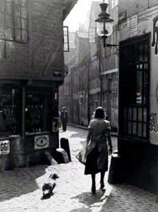 Das Gängeviertel in der ersten Hälfte des 20. Jahrhunderts