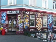 Onkel Otto Hafenstraße in St. Pauli