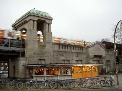 U-Bahnhof Kellinghusenstrasse