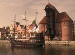 Hamburger Hafen im Mittelalter
