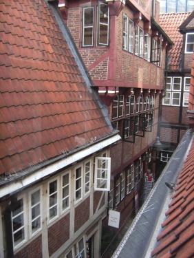 Kramerwitwenwohnungen in der südlichen Neustadt