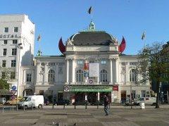 Deutsches Schauspielhaus in St. Pauli