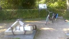 KZ Gedenkstätte an der Wandse