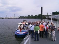 Betriebsausflug Hamburgische Wasserwerke